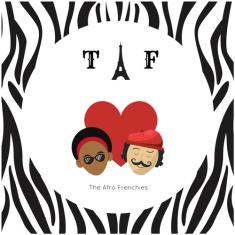 LOGO The Afro Frenchies