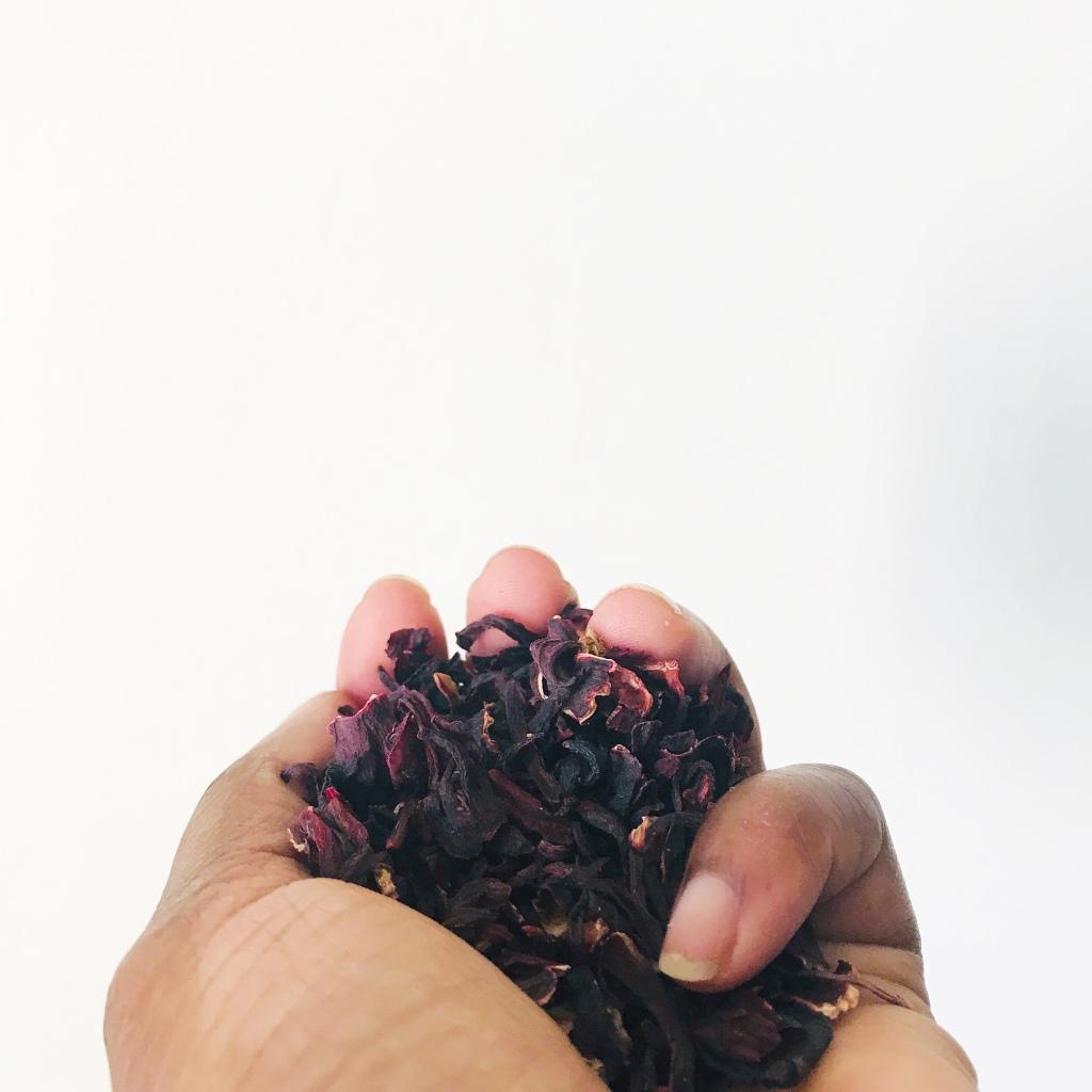 bissap feuille d'hibiscus